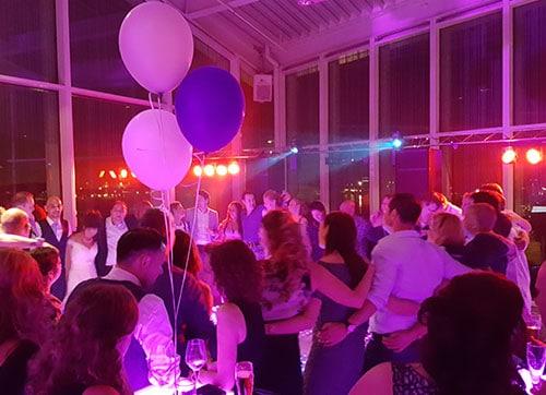 disco dj show in venlo voor limburg