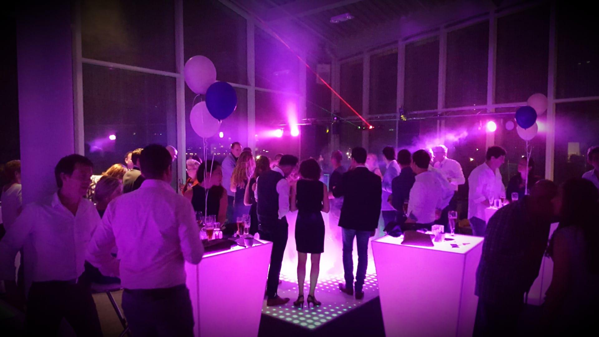 Feest DJ's in Domani in Venlo Limburg
