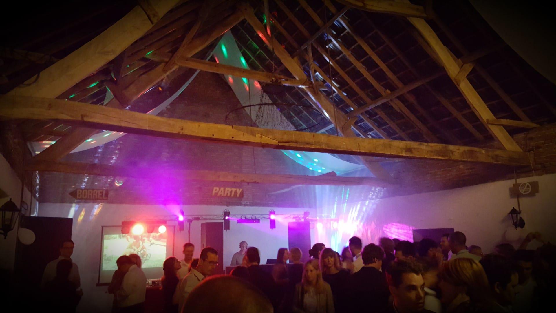 Allround feest DJ in Limburg voor disco's