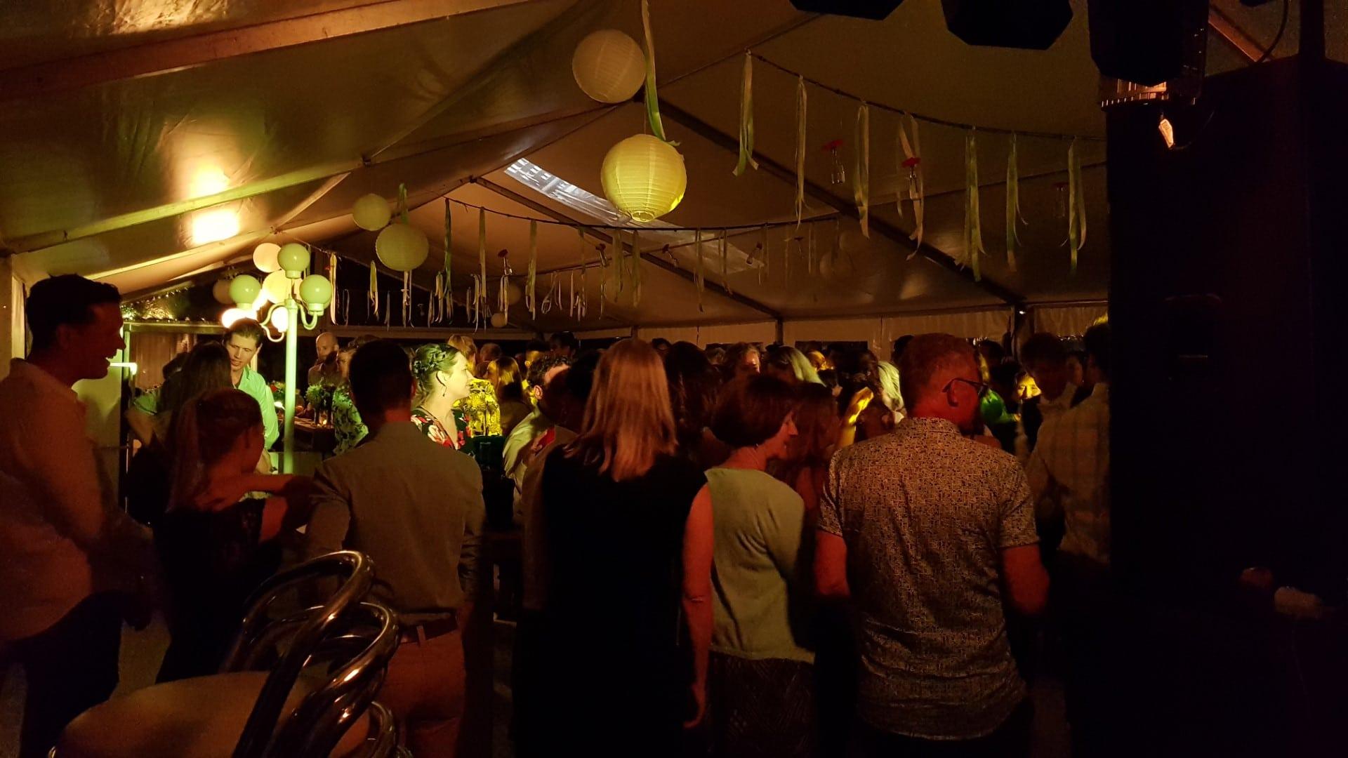 Feest DJ Venlo in Limburg