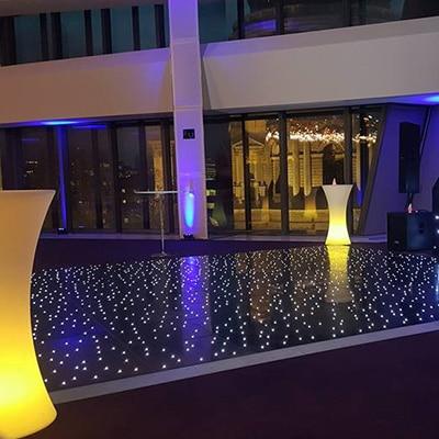 verlichte disco dansvloeren in venlo limburg bedrijfsfeest